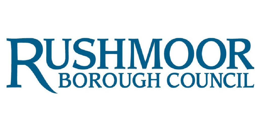 Rushmoor Borough Council logo