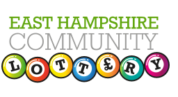 East Hampshire Community Lottery Logo